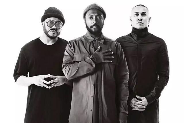 Black Eyed Peas - Photo by James Hickey