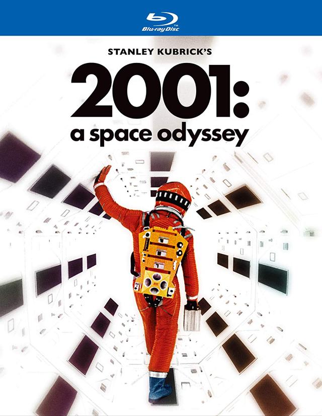 2001年宇宙の旅 HDデジタル・リマスター&日本語吹替音声追加収録版 ブルーレイ