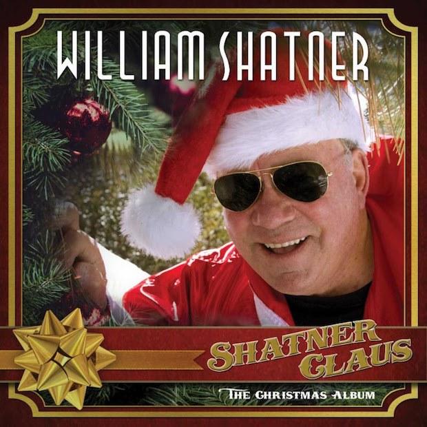 William Shatner / Shatner Claus - The Christmas Album