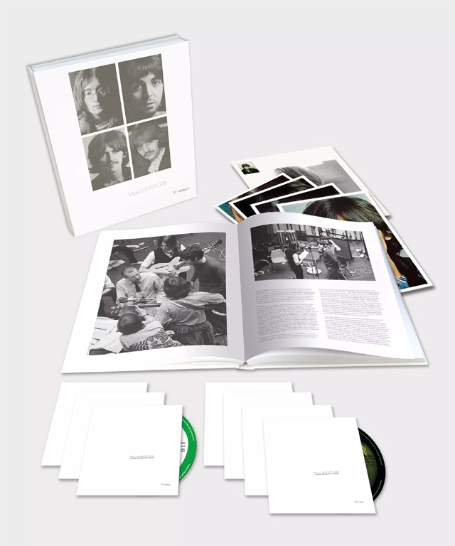 The Beatles / The Beatles (White Album) [super deluxe 7-disc]