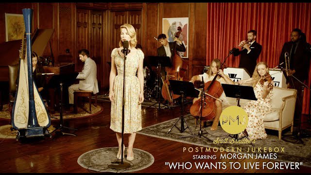 Postmodern Jukebox ft. Morgan James / Who Wants to Live Forever- Queen ('West Side Story' Style Cover)