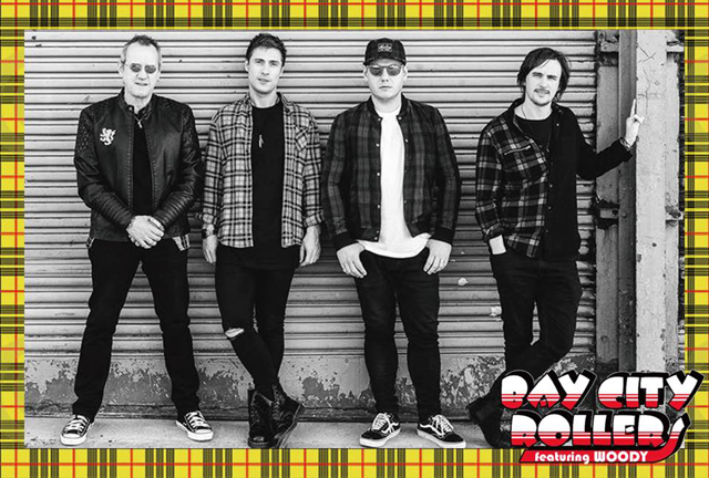 Bay City Rollers featuring Woody