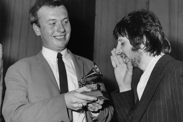 Geoff Emerick - Photo by Getty Images/Monti Spry/Stringer