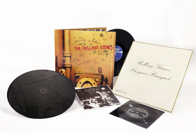 The Rolling Stones / Beggars Banquet [50th Anniversary Edition] [LP+12Single+ソノシート]