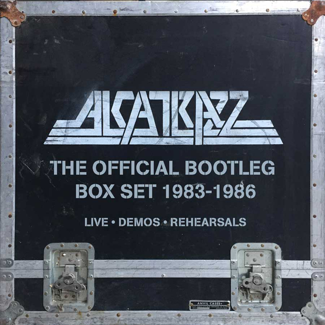 Alcatrazz / Official Bootleg Boxset 1983-1986