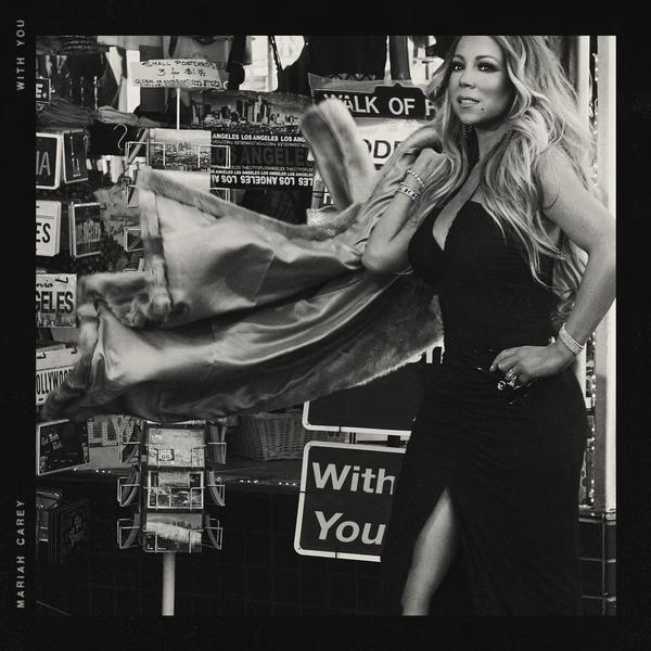 Mariah Carey / With You - Single