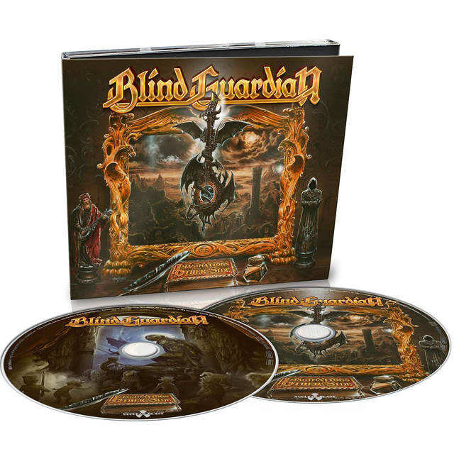 Blind Guardian / Imaginations from the Other Side [Remixed & Remastered] [2CD]