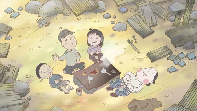 オタフクソース「わたしの名はオオタフクコ〜小さな幸せを、地球の幸せに。〜」