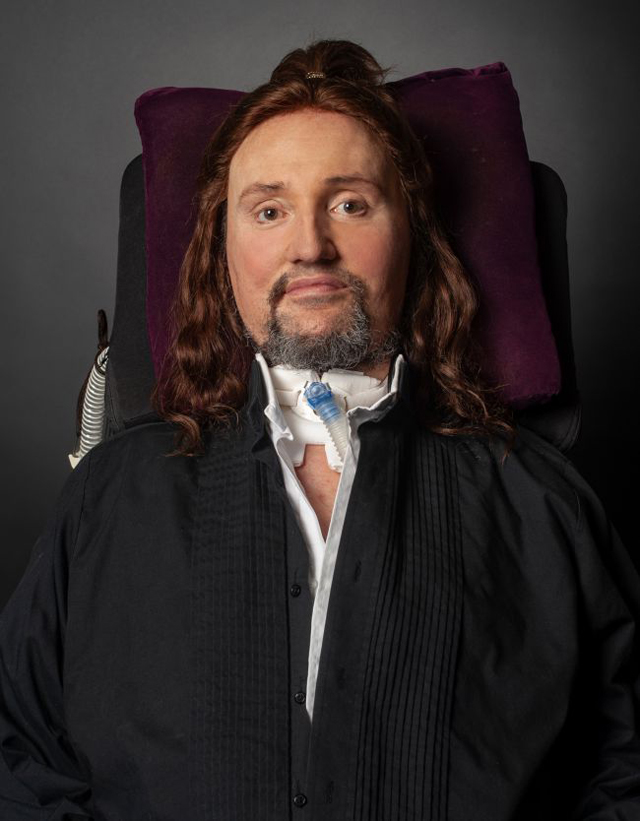 Jason Becker - Photo by Paul Haggard
