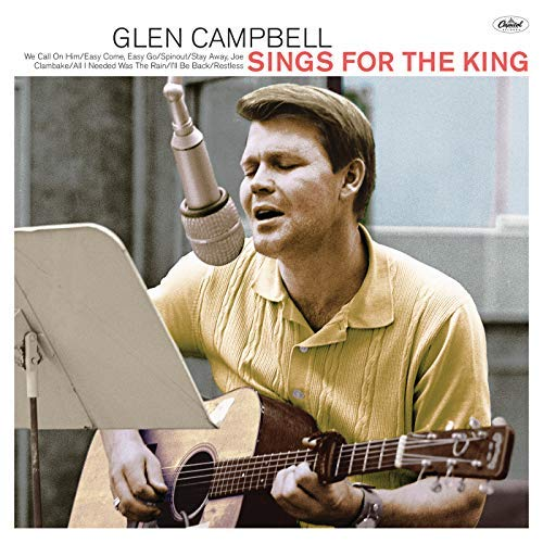Glen Campbel / Sings For The King