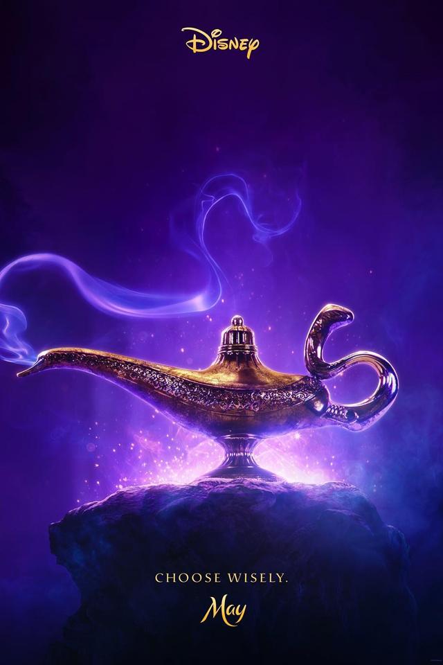 Disney's Aladdin (c)Disney