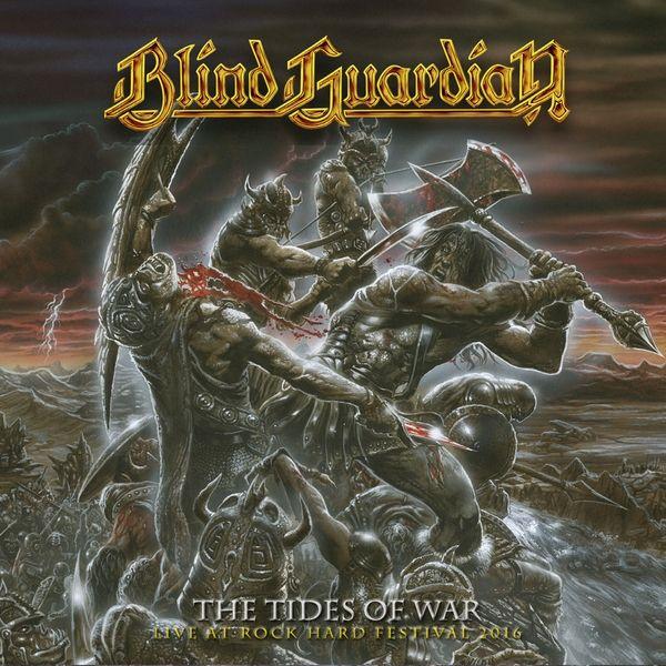 Blind Guardian / The Tides Of War - Live at Rock Hard Festival 2016