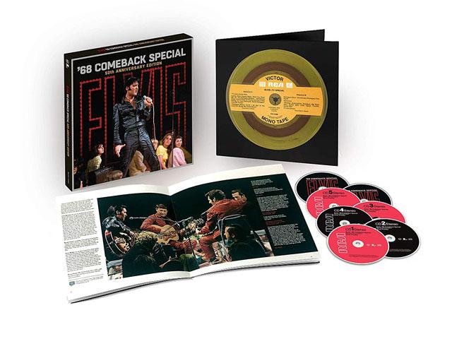 Elvis Presley / '68 Comeback Special (50th Anniversary Edition)