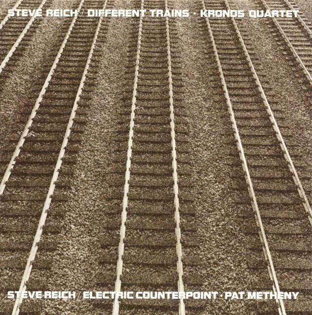 Pat Metheny, Kronos Quartet / Steve Reich : Different Trains , Electric Counterpoint
