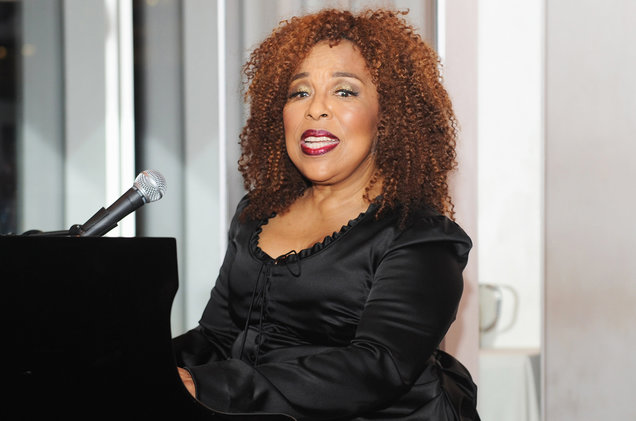 Roberta Flack - Photo by Brad Barket/Getty Images for Women's Sports Foundation