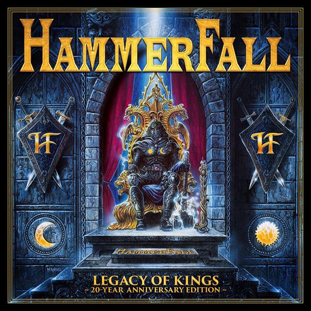 Hammerfall / Legacy Of Kings - 20-Year Anniversary