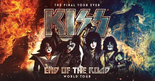 キッス ファイナル ツアー end of the road の最初の日程を発表 amass