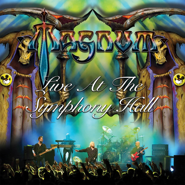 Magnum / Live At The Symphony Hall