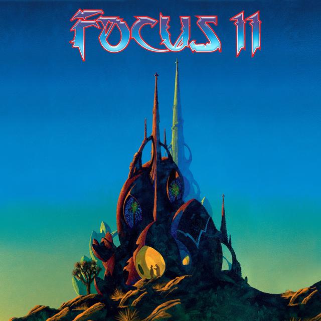 オランダのプログレバンド、フォーカスが新アルバム『Focus 11』発売、アルバム・カヴァーはロジャー・ディーン
