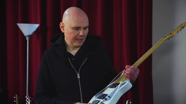 The Sound of The Smashing Pumpkins - Billy Corgan | Guitar Center