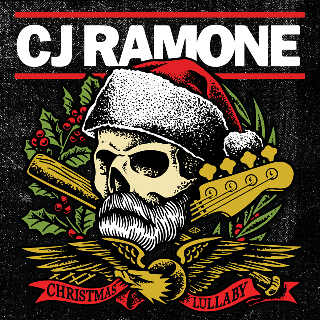 CJ Ramone / Father Christmas