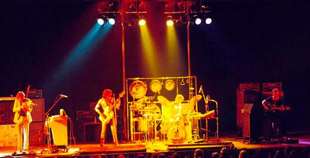 キング・クリムゾン 1974/5/4カナダ公演のライヴ音源をリリース