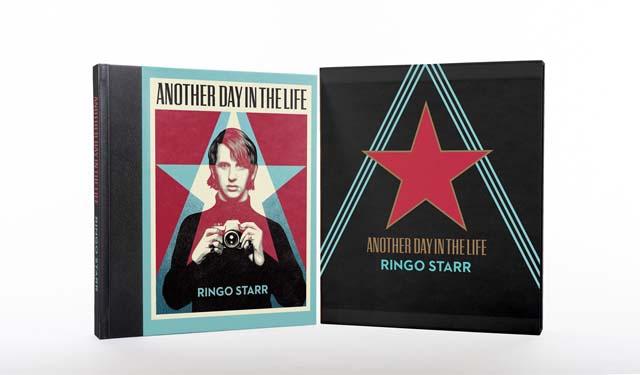リンゴ・スターの新たな本『Another Day In The Life』発売、映像・写真あり