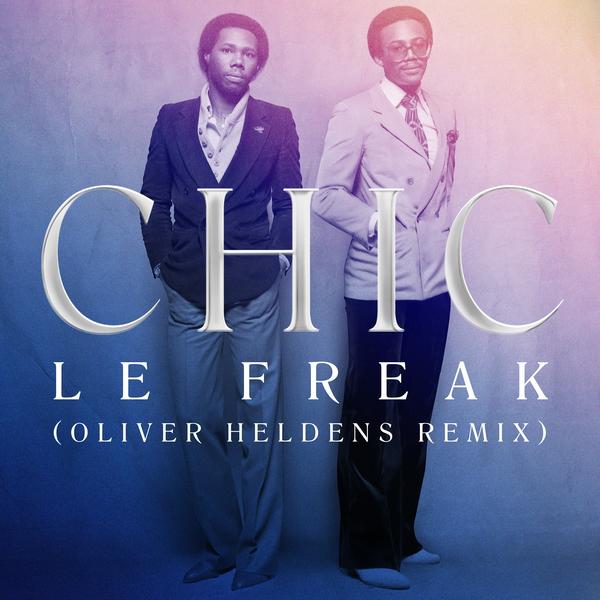 シック「Le Freak」40周年記念 「Le Freak (Oliver Heldens Remix)」公開