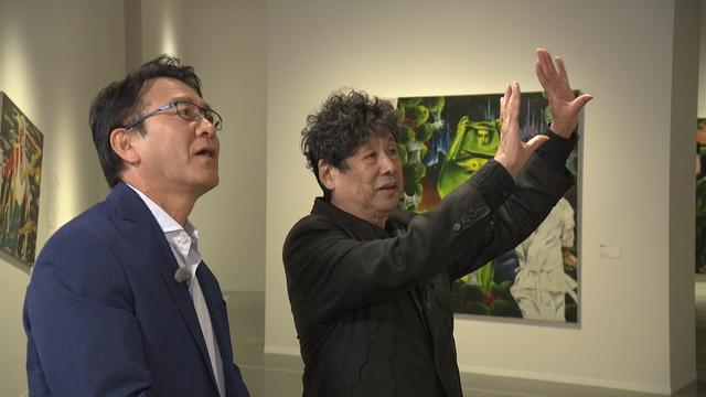 NHK『SWITCHインタビュー 達人達(たち)「横尾忠則×瀬古利彦」』