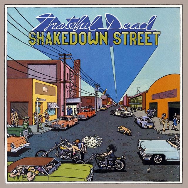 Grateful Dead / Shakedown Street