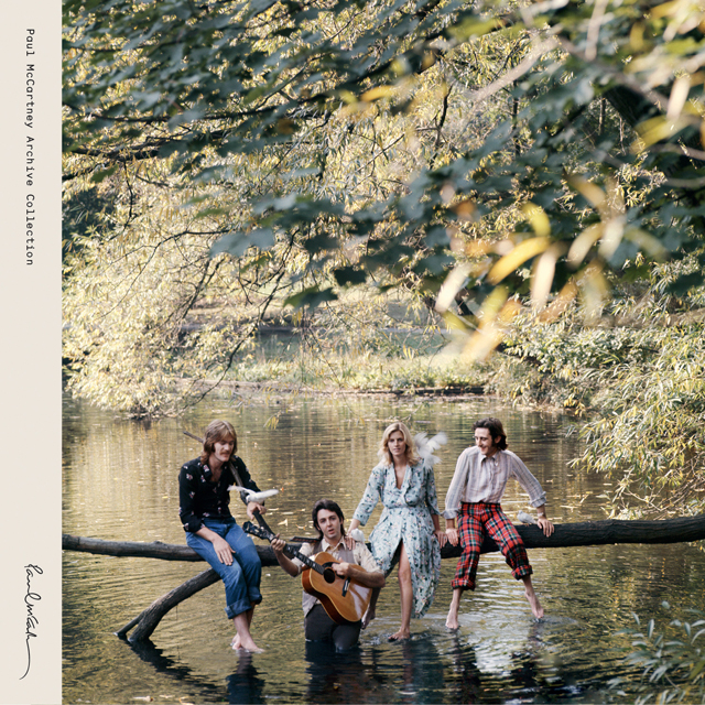 Paul McCartney and Wings / WIld Life [2018 Re-issue]