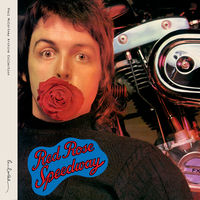 Paul McCartney and Wings / Red Rose Speedway [2018 Re-issue]