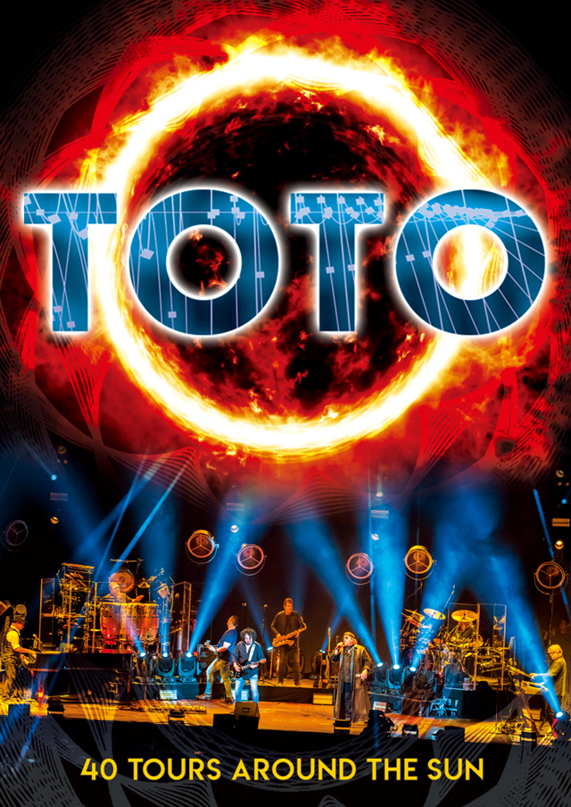 TOTO / 40 Tours Around The Sun