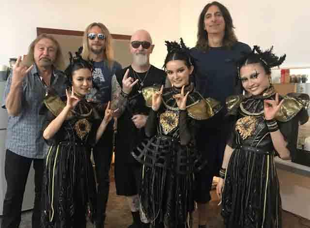 Judas Priest and BABYMETAL