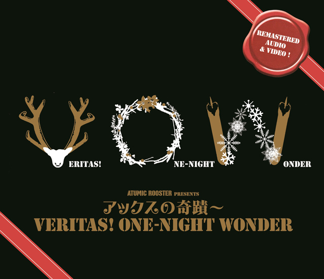 VOW WOW / アックスの奇蹟 -Veritas ! One-night Wonder- [Blu-ray]