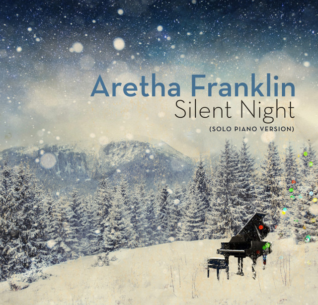 Aretha Franklin / Silent Night (Solo Piano Version)
