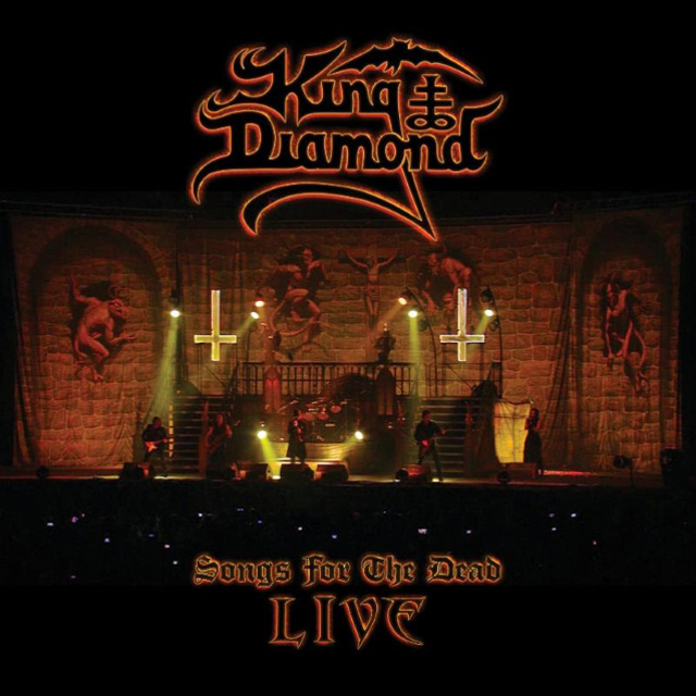 King Diamond / Songs for the Dead Live