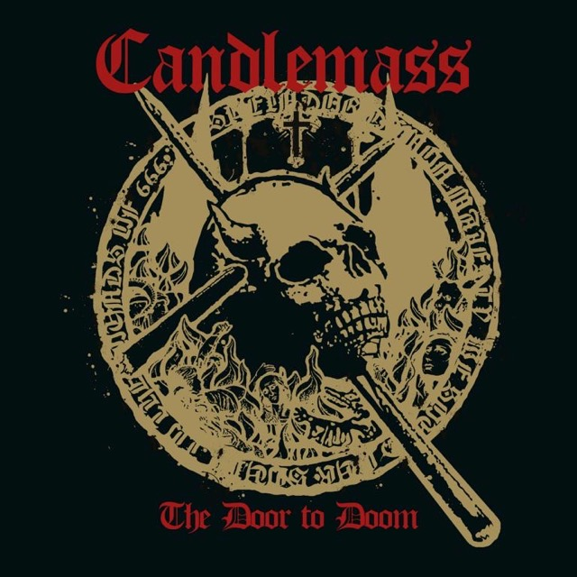 Candlemass / The Door to Doom