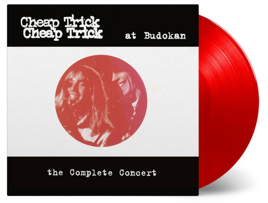 Cheap Trick / Cheap Trick At Budokan: the Complete Concert [180g LP/red vinyl]