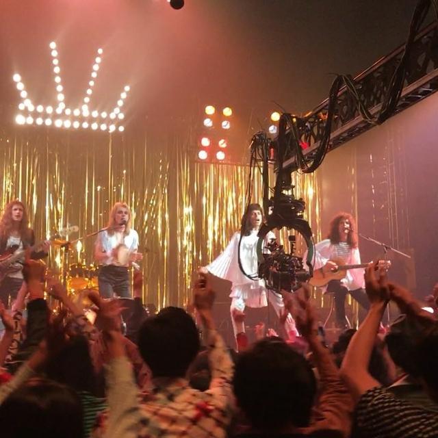 Bohemian Rhapsody - deleted scene - perform '39 in Japan