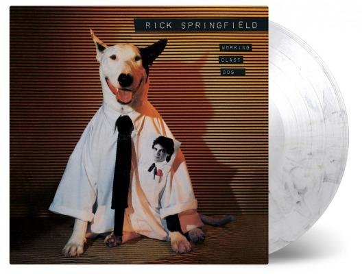Rick Springfield / Working Class Dog [180g LP / black & white swirled vinyl]