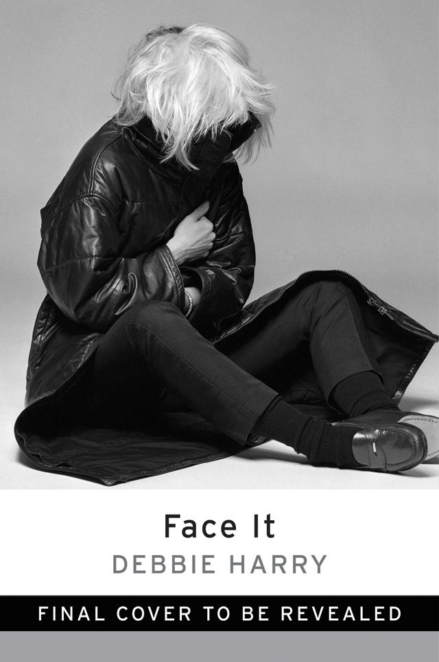 Debbie Harry / Face It [仮ジャケット]