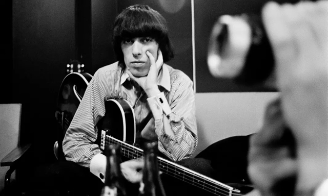 Bill Wyman in The Quiet One. Photograph: Sundance Selects