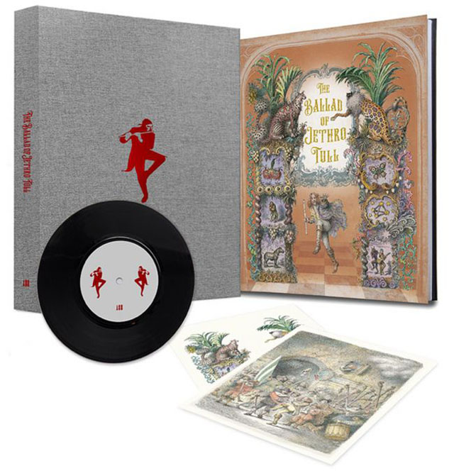 Jethro Tull / The Ballad Of Jethro Tull [Signature Edition]