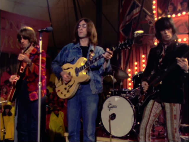 The Dirty Mac - Yer Blues (The Rolling Stones Rock and Roll Circus)