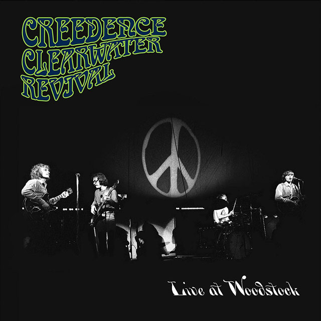 Creedence Clearwater Revival / Live At Woodstock