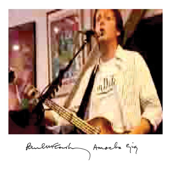 Paul McCartney / Amoeba Gig