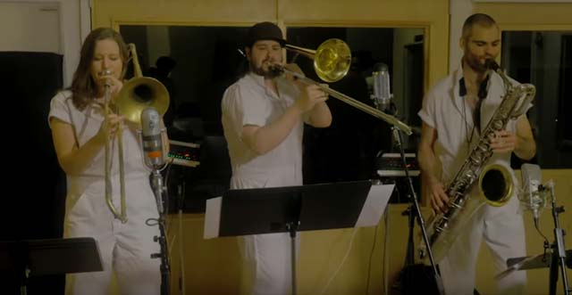 Brass Against / My Own Summer(Shove It) (Deftones Cover) - ft. Sophia Urista