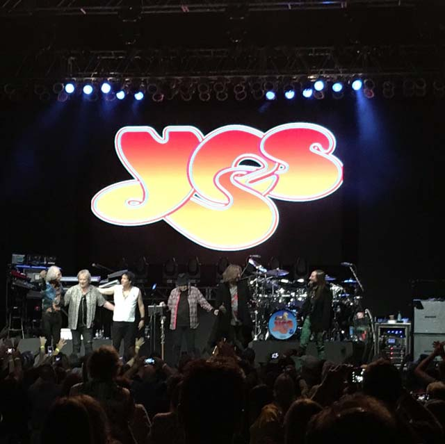 Yes - The Royal Affair Tour 2019