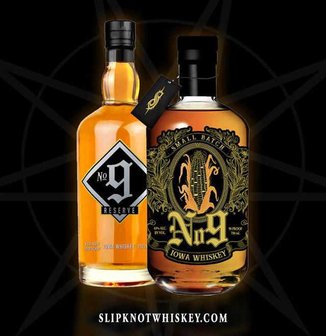 Slipknot - No. 9 Iowa Whiskey